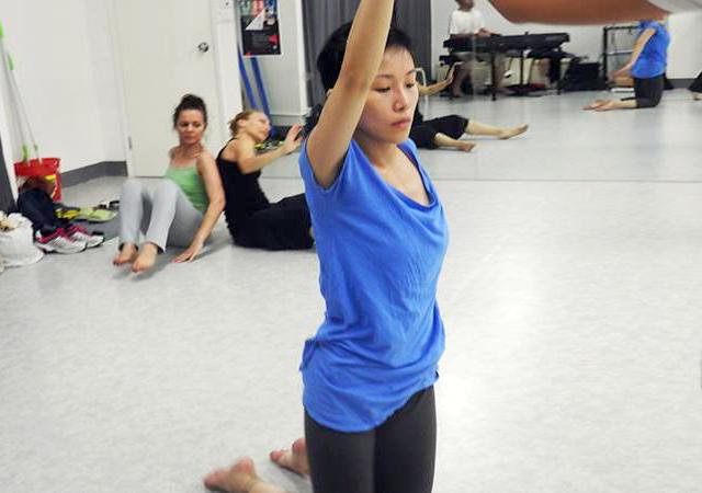 Choreographic Composition