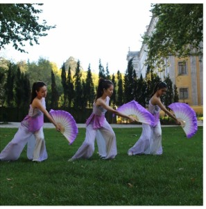 dança trad chinesa