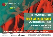 open arts session