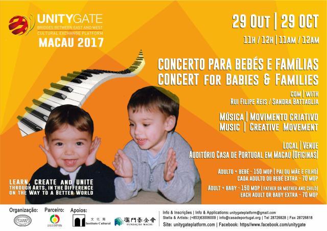 concerto de bebés casa portugal