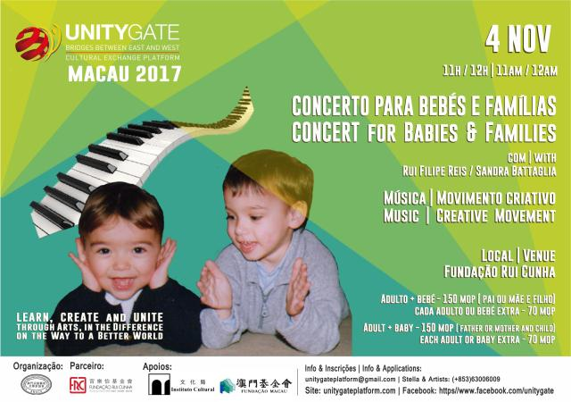 concerto de bebés FRC