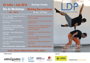 lisbon dance platform flyer dia 29