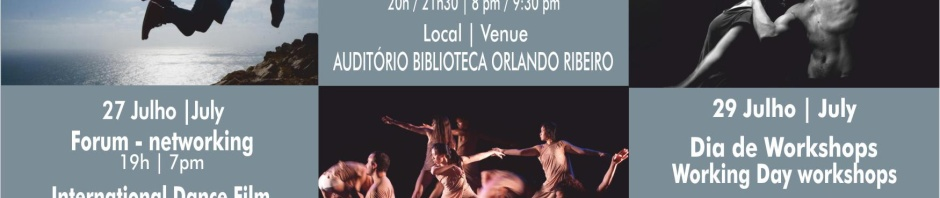 lisbon dance platform full event flyer